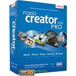 Roxio Creator 2011 with 3D