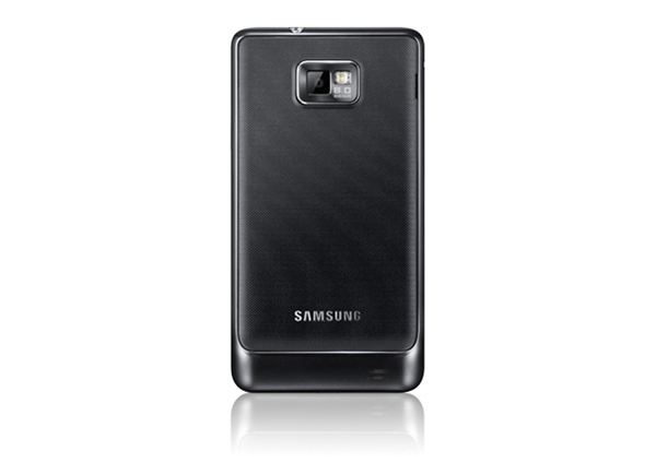 Samsung Galaxy S II Back