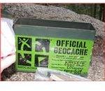 Geocache Score!