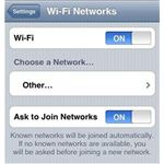 wi-fi networks for iphone
