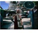 Final Fantasy XIII: The start of Chapter 7, at Palumpolum.