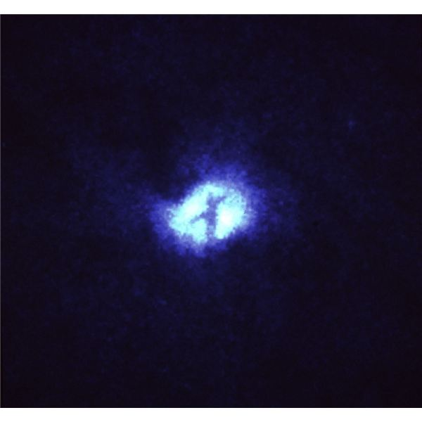 Real Black Hole In Space Hubble - Pics about space