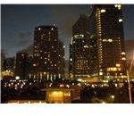 Houston at Night