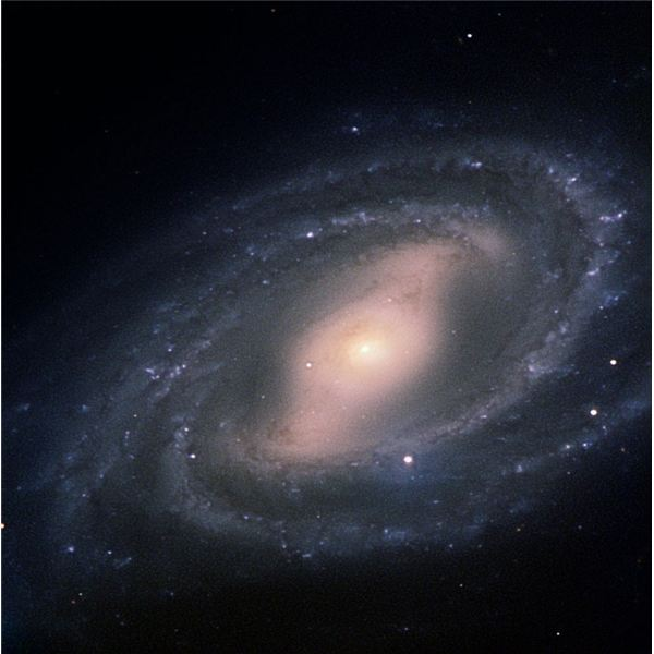 Barred spiral galaxy - Wikipedia