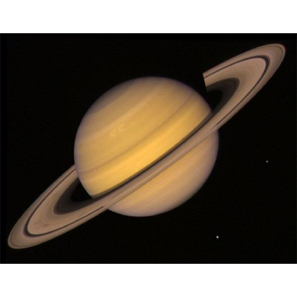 Interesting Facts About Saturn, including how long it ...