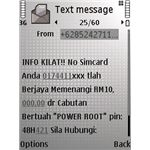 Fake Mobile Message