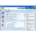 View AV reports in CA Internet Security Suite 2007