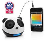 GOgroove Panda Portable Speaker