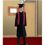The Sims 3 boarding school graduation