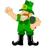 Bry-Back Manor Leprechaun Clipart