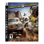 Motorstorm, developed by Evolution Studios