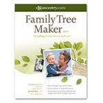 Family Tree Maker for Mac -genealogy software program
