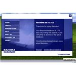 WeatherBug undetected by Bazooka