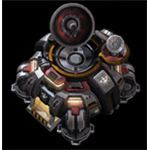 Starcraft 2 Terran Orbital Command