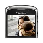 Blackberry curve display