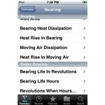 Engineering Professional iPhone App