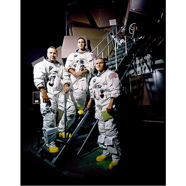 apollo space crews - photo #38