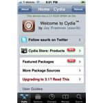 Cydia Jailbroke iPhone