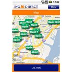 ING DIRECT ATM Finder - Android ATM Locator