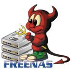 FreeNAS Network Attached Storage- custom