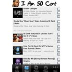 50 cent iphone app 1