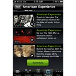 PBS iPhone App Videos