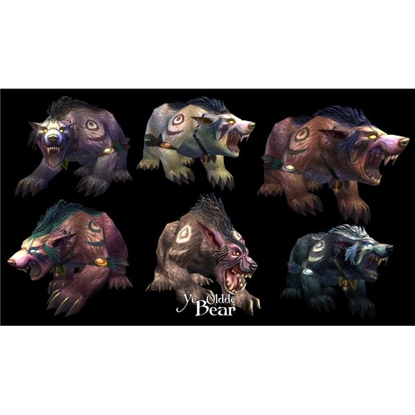 Guide to New, Updated World of Warcraft Night Elf and Tauren Druid ...
