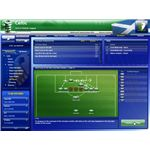 Championship Manager 2010's setpiece editor - position your players