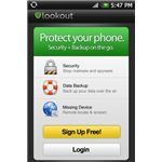 Lookout Mobile Security - Android best security app 2011