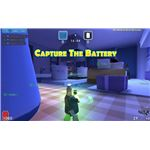 Playing capture the battery
