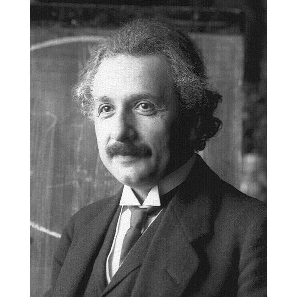 Einstein did not believe in the wave theory of light he focused more