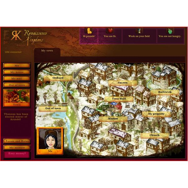 kingdom building rpg games online
