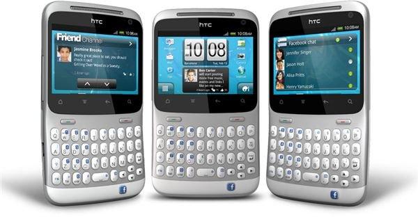HTC Status (ChaCha)