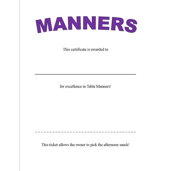 Manners Worksheets Kids Free Worksheets Library  Download and