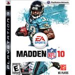 Madden NFL 10 for the Playstation 3