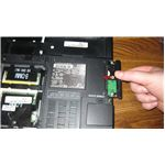 Laptop Hard Drive Removal