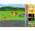 3D Lawn Darts Main Display