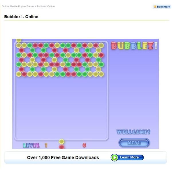 Bubblez! - Free Online Games — Play / Download