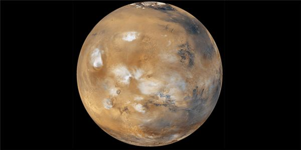 The Mysterious Red Planet, Mars