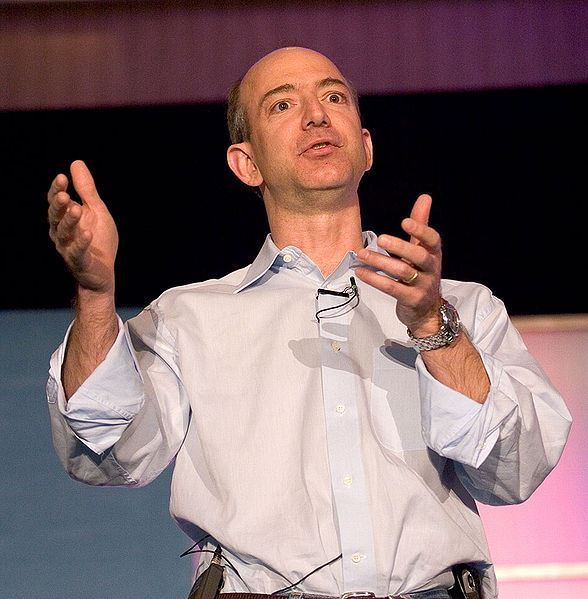 Jeff Bezos: The Amazon Wizard