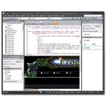 Split View in Expression Web 2