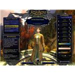 Lord of the Rings Online Character Creation