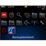 blackberry backup assistant