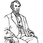 abe-lincoln-coloring-sheets-sitting