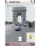 google maps on N95