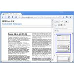 Google Chrome reader extension image