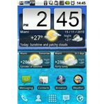 Animated Weather Widget Android App
