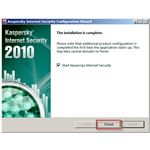 Kaspersky Internet Security Complete Installation