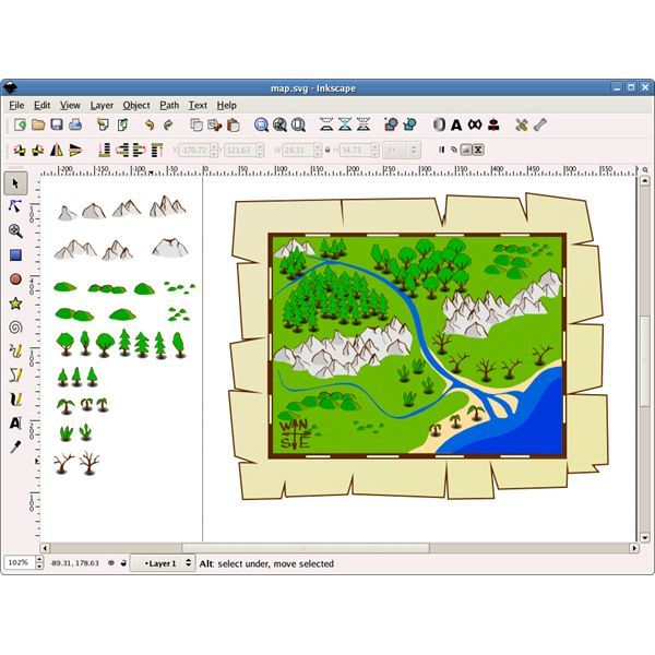 Review of inkscape free alternative to adobe illustrator Free illustrator alternative