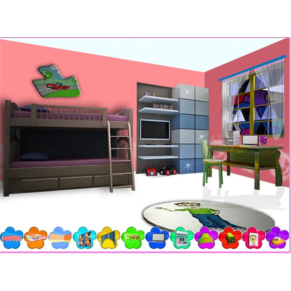 Best Free Online Room Makeover Games For Kids